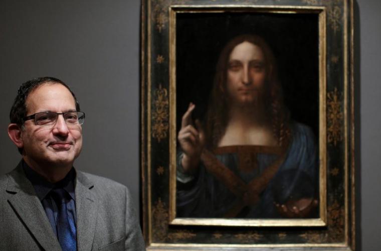 Cel mai scump tablou lui da Vinci s-ar putea să fie fals