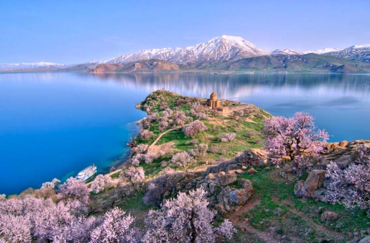 Descoperire uluitoare într-un lac din Turcia (VIDEO)