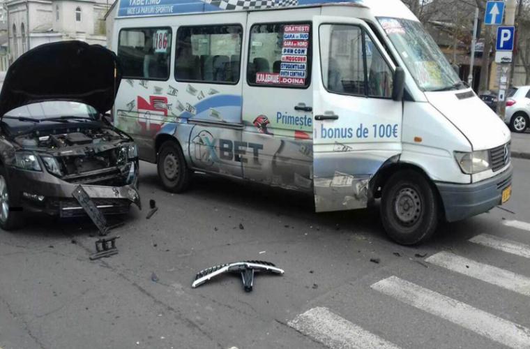 Bilanţul accidentelor rutiere în ultimele 72 ore