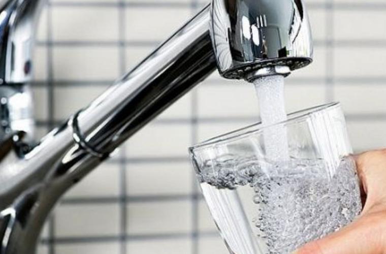 Un agent economic a rămas fără apă pentru datorii