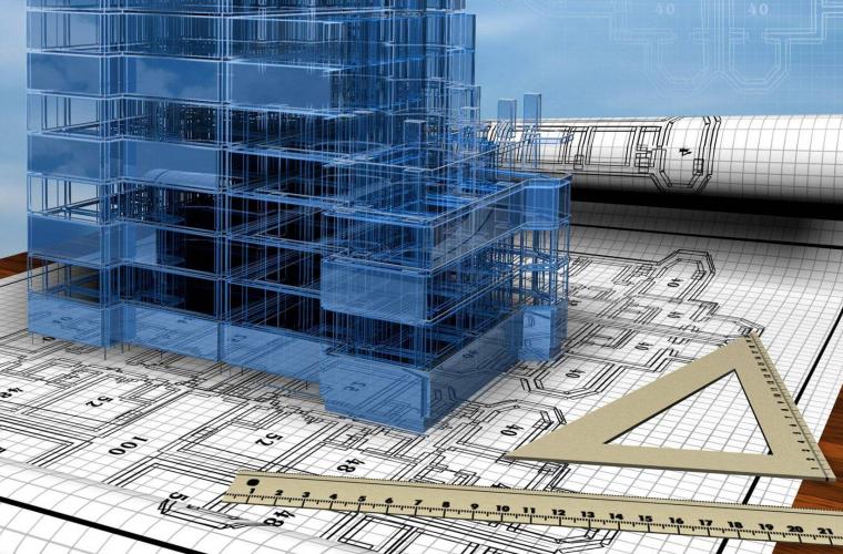 Volumul lucrărilor de construcții în Moldova