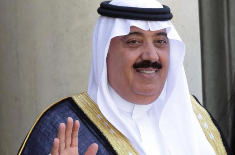 Prințul saudit, eliberat pentru o sumă mare
