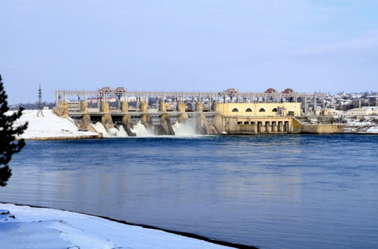 Studiu: Hidrocentralele de pe Nistru – probleme de mediu comune pentru Ucraina și Moldova