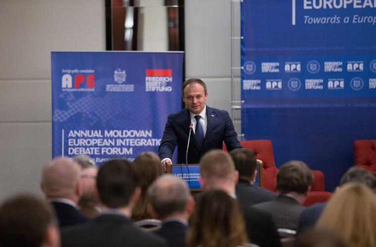 Candu: Rezultatele de la Viena înseamnă lipsa unui conflict militar în Republica Moldova