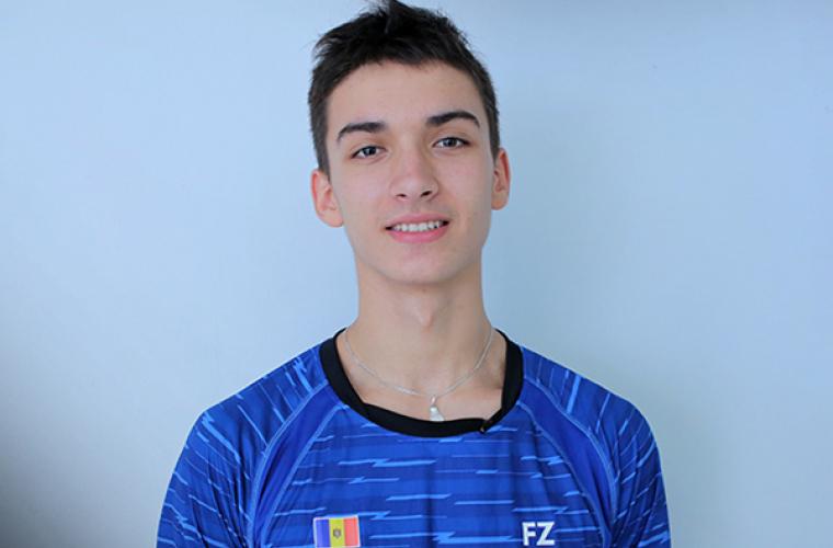 Cristian Savin, la un pas de a fi calificat la Olimpiada de tineret