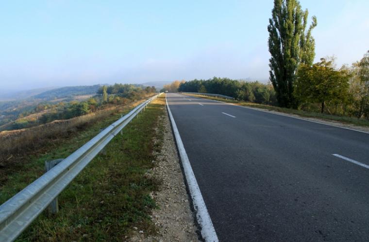 20 de km de drum vor fi reabilitaţi anul viitor în Chișinău