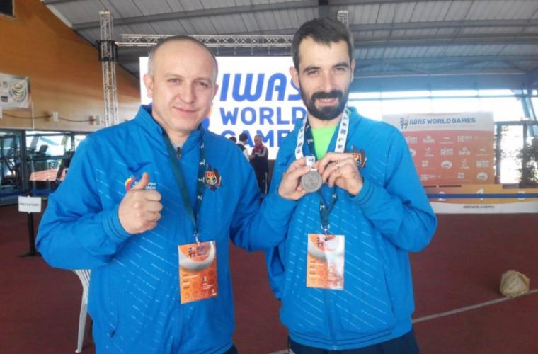 Petru Cataraga a cucerit medalia de argint la un turneu internațional de taekwondo
