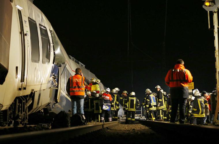 Anchetă în cazul accidentului de tren produs în Germania