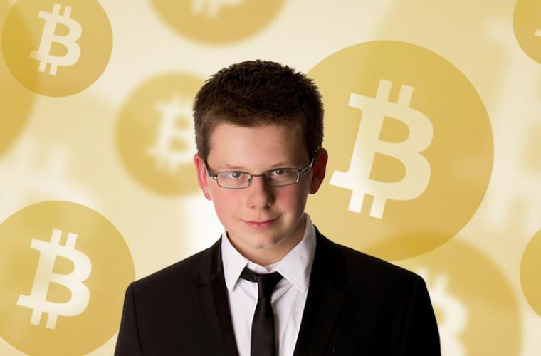 Cum trăiește un milionar în bitcoini în vîrstă de 18 ani
