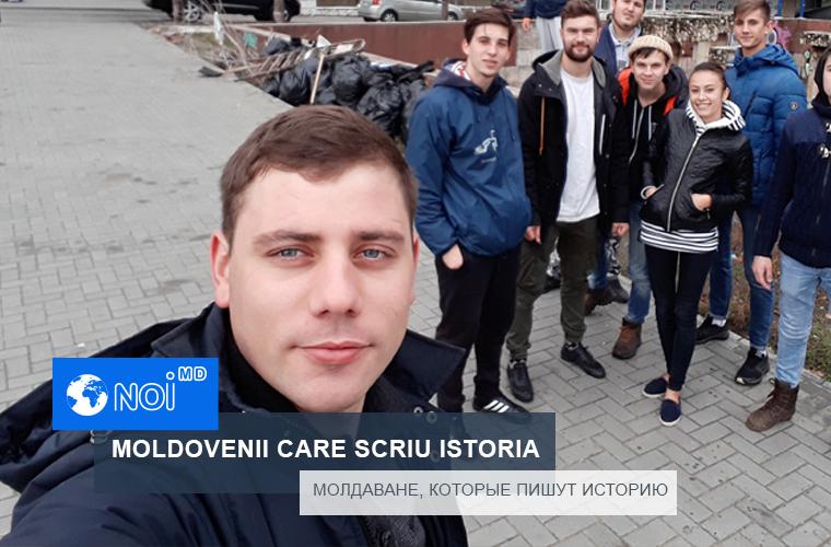 """La un an de la formare, Mișcarea """"Urmașii lui Ștefan"""" își face multe planuri (VIDEO)"""