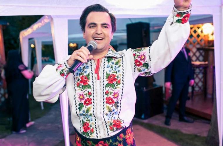 Moldovenii din Rusia s-au reunit la concertul lui Igor Cuciuc