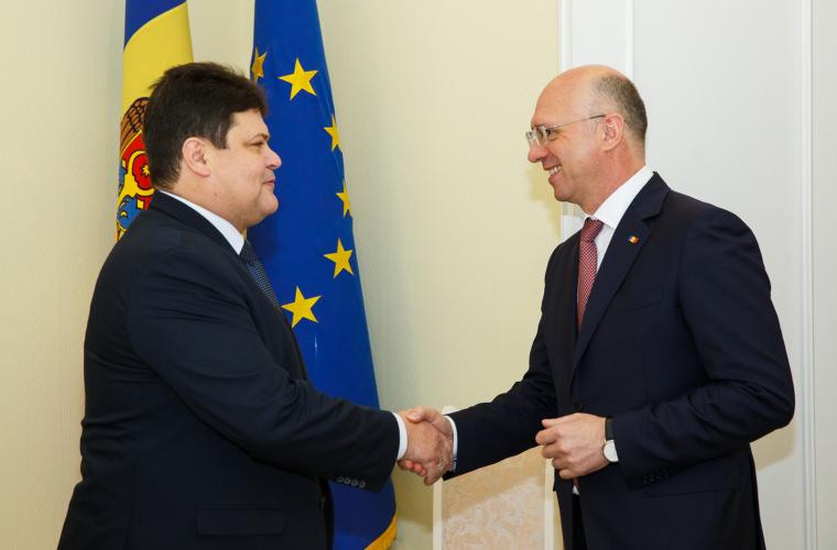 Domeniile în care își vor extinde cooperarea Moldova și Belarusul