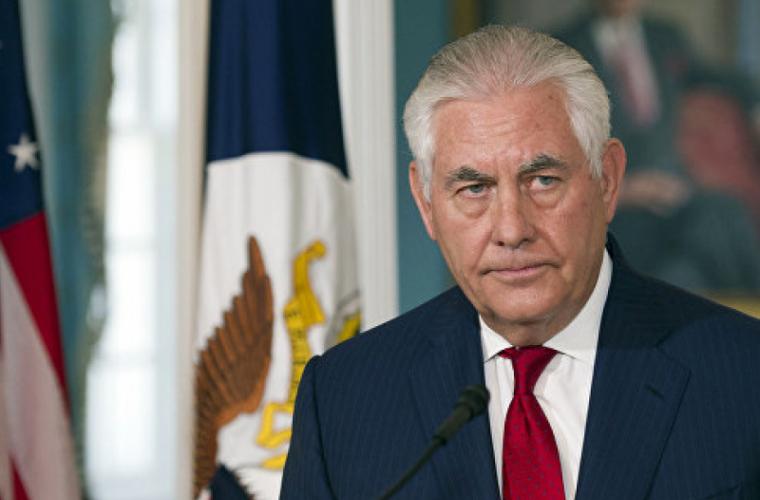 Tillerson: SUA nu au stabilit statutul definitiv al oraşului Ierusalim