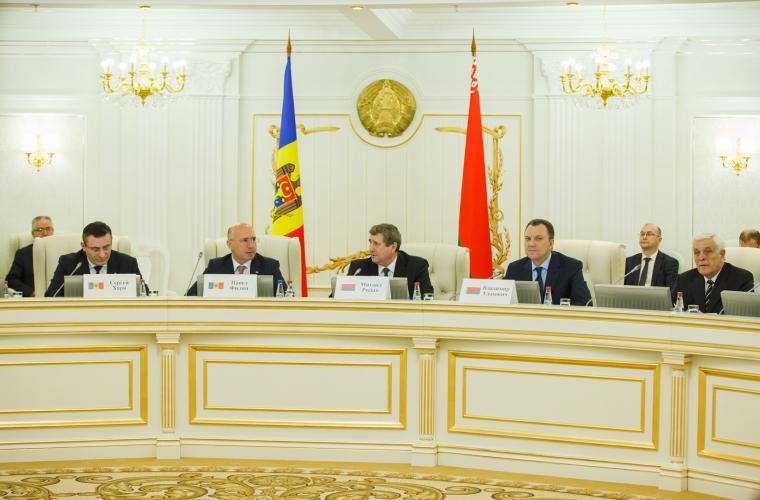 Cifra de afaceri dintre Moldova și Belarus va crește la 200 mil. dolari