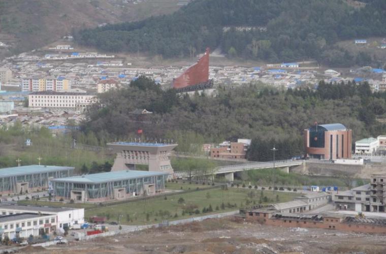 China ar construi tabere de refugiați la granița cu Coreea de Nord