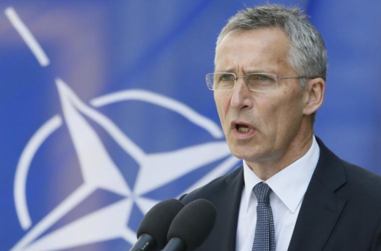 NATO prelungește mandatul secretarului general Jens Stoltenberg