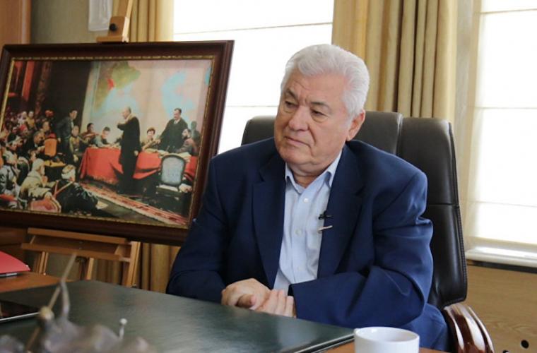 Владимир Воронин осадил Иона Стурзу