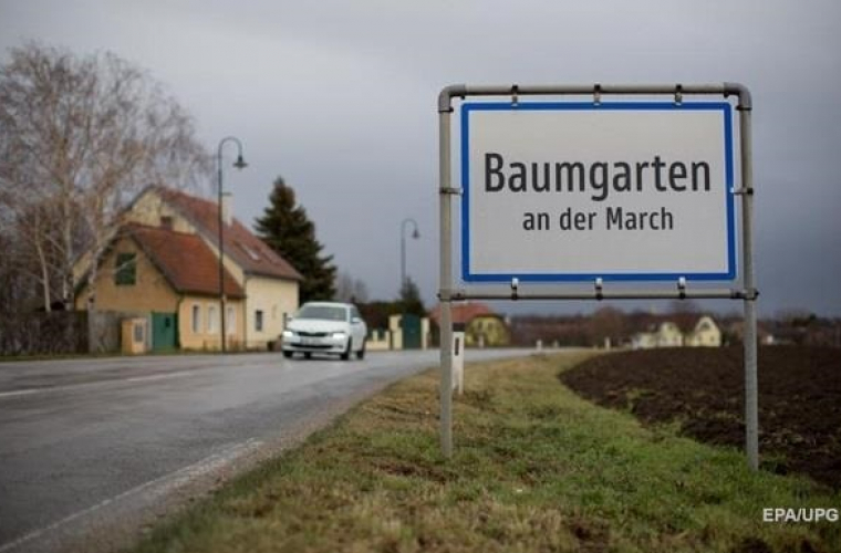 Incendiul de la terminalul de gaze de la Baumgarten a fost stins