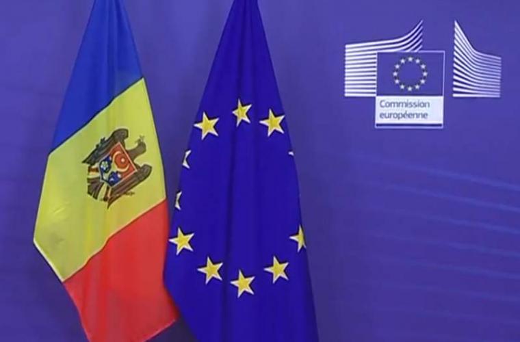 Delegația europeană va evalua starea democrației locale în Moldova