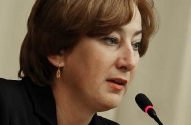 Curtea Constituţională a validat mandatul de deputat în Parlament a Alionei Babiuc