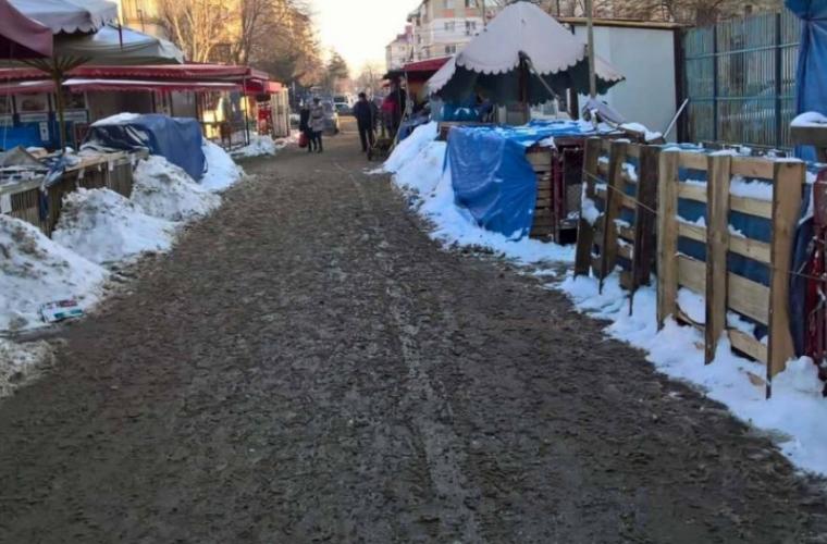 Se caută soluții! Unde merg comercianții de pe strada Bogdan Voievod