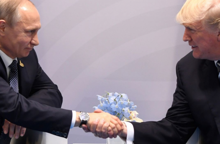 Putin i-a mulțumit lui Trump