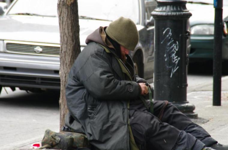 На время морозов примэрия решила организовать приюты для бездомных
