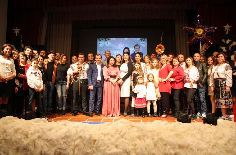 """Moldovenii din Italia s-au alăturat campaniei de binefacere """"Hai să fim mai buni!"""" (FOTO)"""