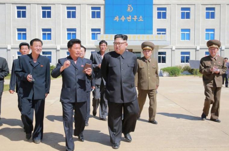 Washingtonul susține că Beijingul se pregătește de perioada post-Kim Jong-un