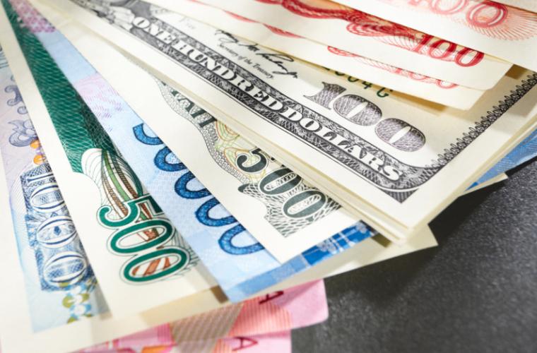 Cursul valutar stabilit de BNM pentru 20 decembrie