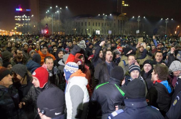 Peste 25.000 de oameni au protestat la Bruxelles. Ce i-a nemulțumit