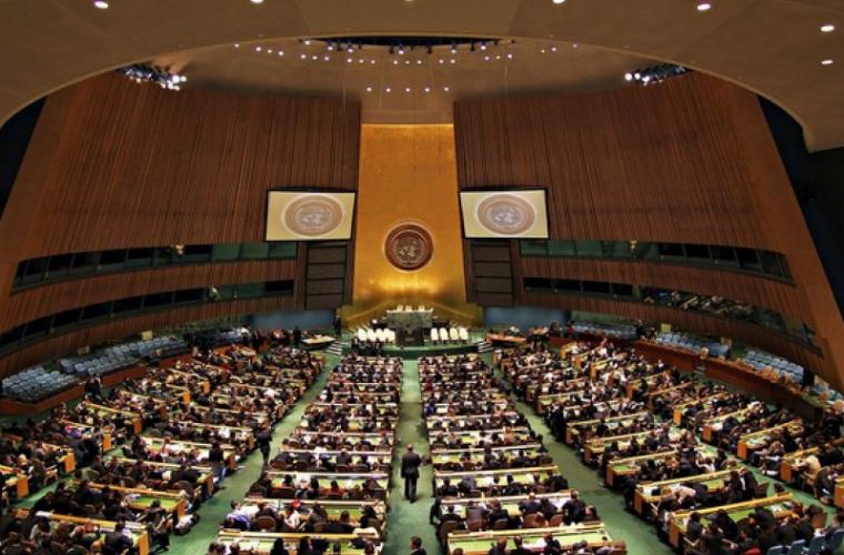 Moldova a votat pentru Rezoluția ONU care recunoaște Rusia ca stat ocupant