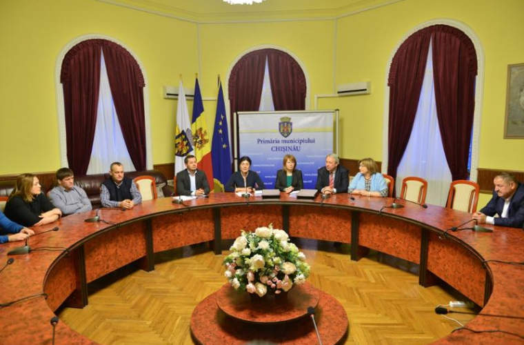 Zece cei mai buni sportivi și antrenori din Chișinău