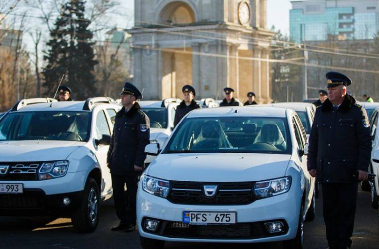 Serviciul Vamal s-a ales cu 97 de automobile noi