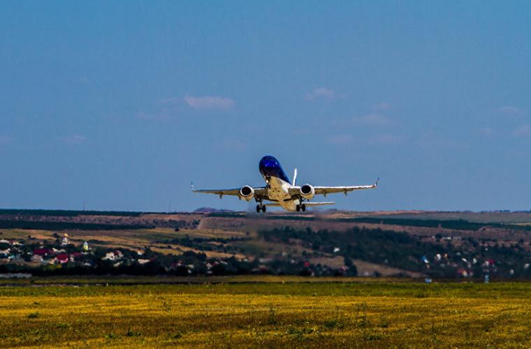 Număr record de pasageri aerieni