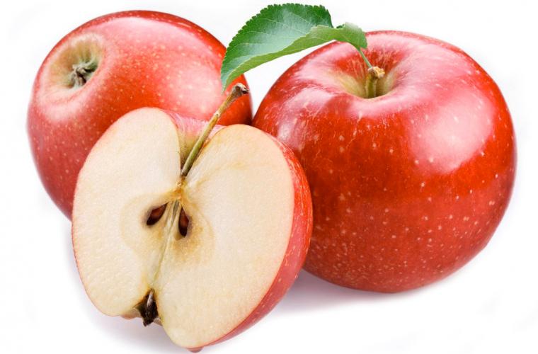 Un măr pe zi te apără de infarct