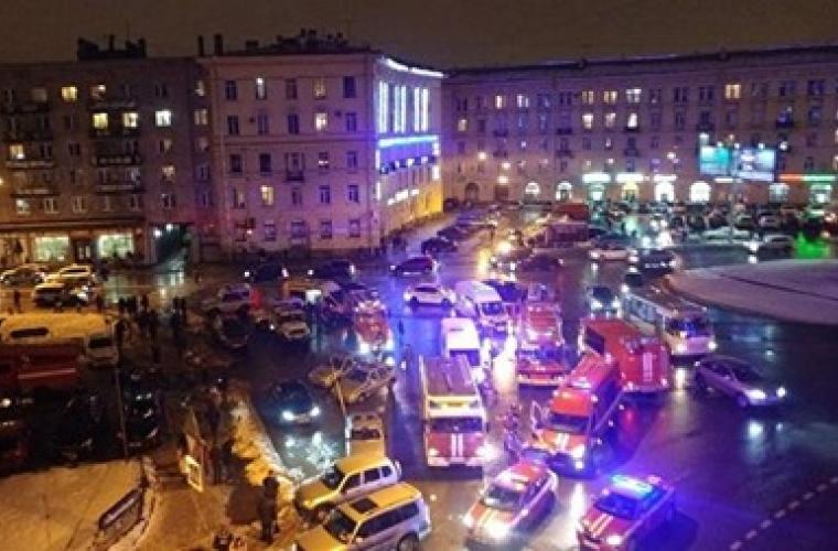 МИД Франции осудил теракт всупермаркете Петербурга