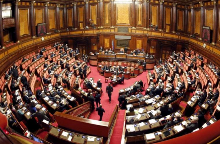 Preşedintele Italiei a decis dizolvarea Parlamentului