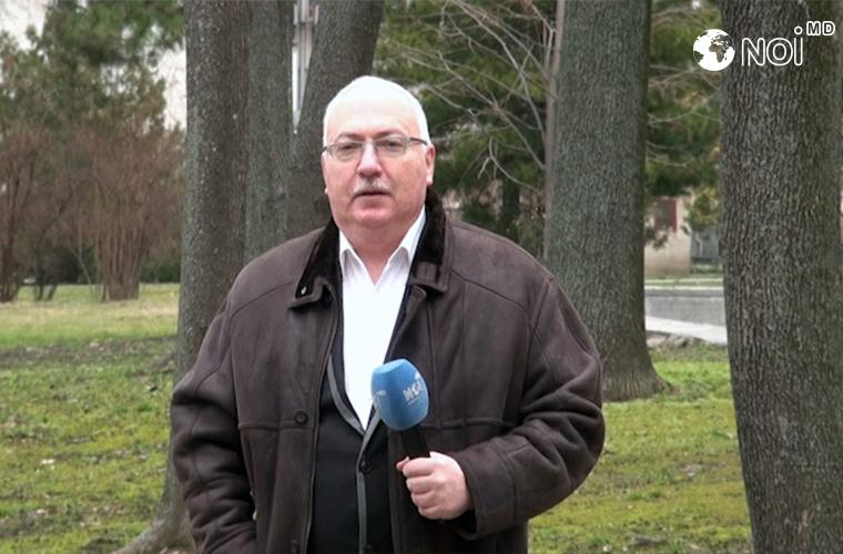 """Pavel Duganov: """"Sărbători fericite întregii echipe NOI.md"""" (VIDEO)"""