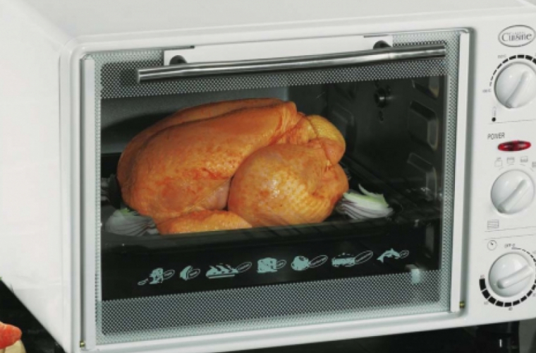 Cu ce s-a ales o familie după ce a cumpărat un cuptor electric