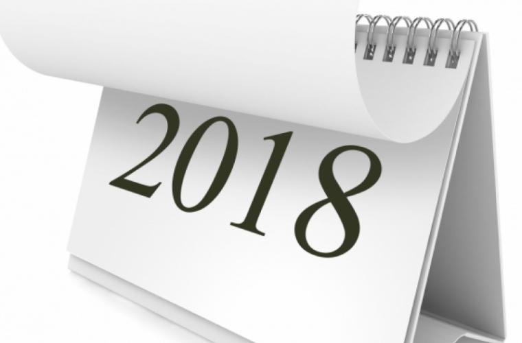 Cine va munci din greu în 2018 își va culege roadele muncii depuse