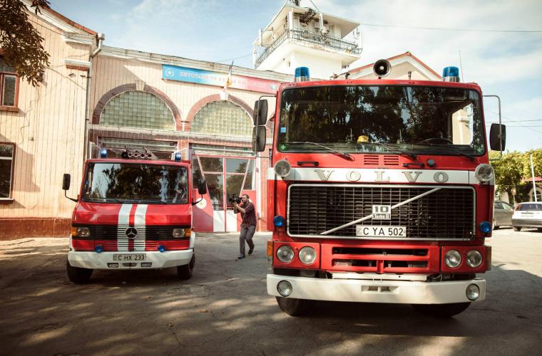 18 intervenții ale pompierilor și salvatorilor în ultimele 24 de ore