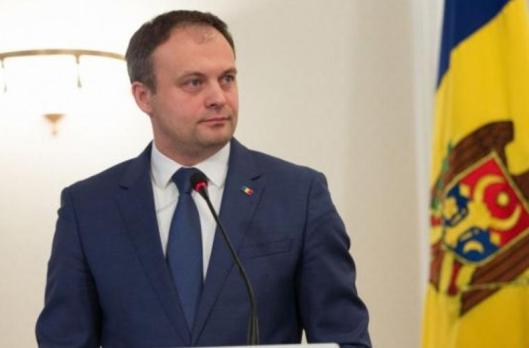 Andrian Candu a comentat suspendarea lui Igor Dodon