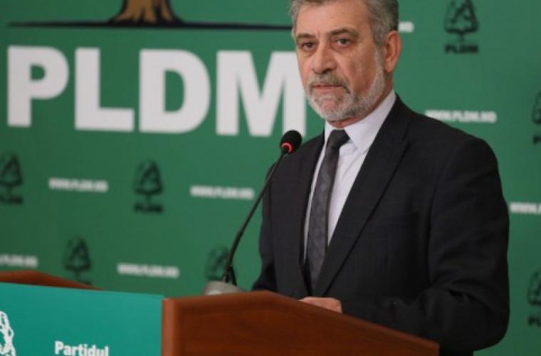 Deliu spune cîți membri de partid a pierdut PLDM