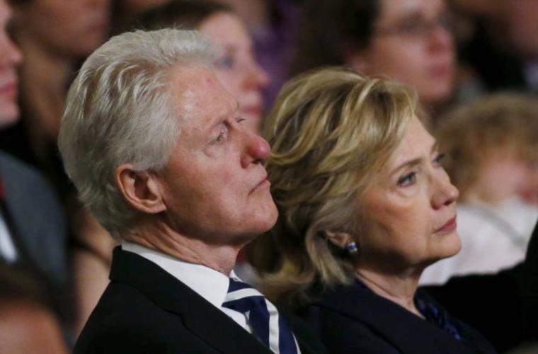 Incendiu la proprietatea lui Bill și Hillary Clinton