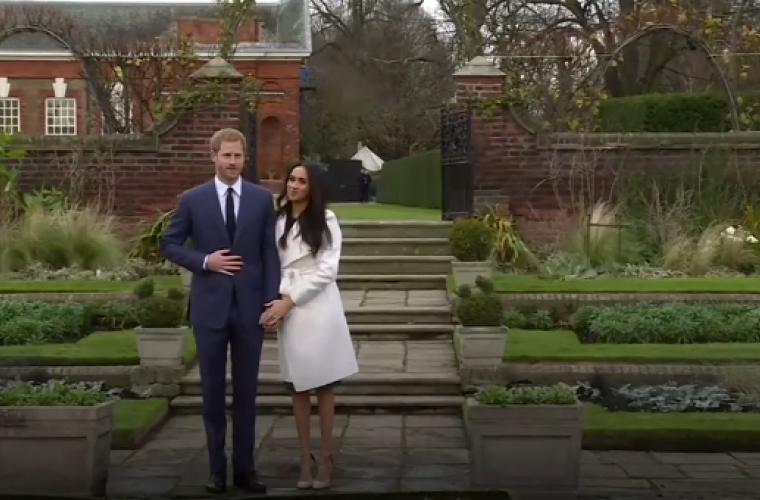 Cu cît va creşte economia britanică după nunta Prinţului Harry