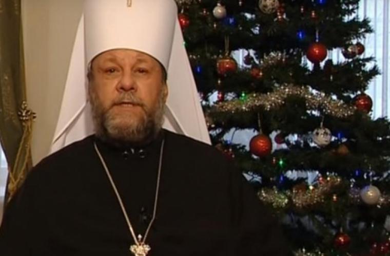 Mesajul de Crăciun al Înalt Preasfinţitului Vladimir, Mitropolitul Moldovei