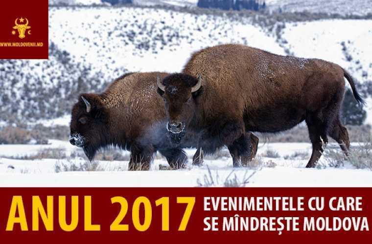 2017 год: События, которыми гордится Молдова