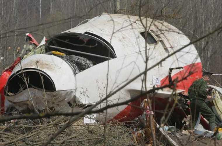Polonia a pubicat date despre exploziile de la bordul Tu-154 cu Kaczynski