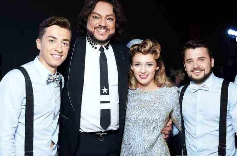 Iată cu ce melodie vor să ajungă la Eurovision Kirkorov și DoReDos(AUDIO)